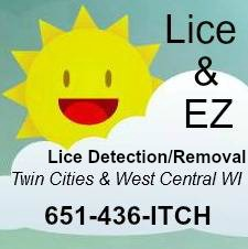 Lice And EZ Ad