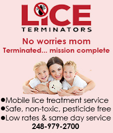 Lice Terminators Ad