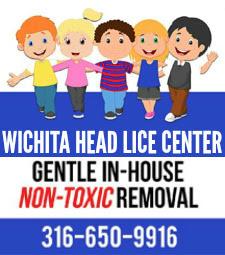 Wichita Head Lice Center Ad